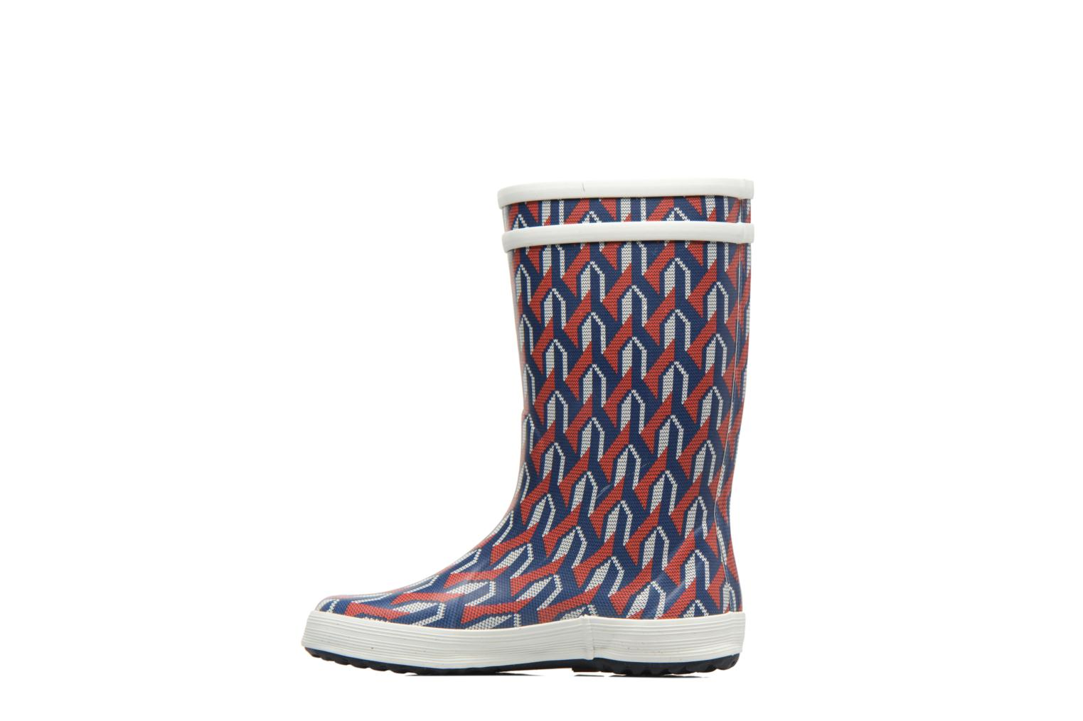 Bottes Aigle Lolly Pop AIGLE x SARENZA Multicolore vue face